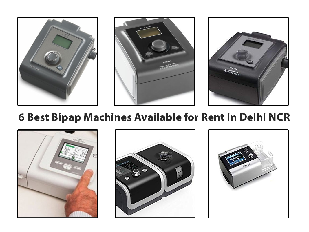 Bipap Machines for Rent in Delhi NCR
